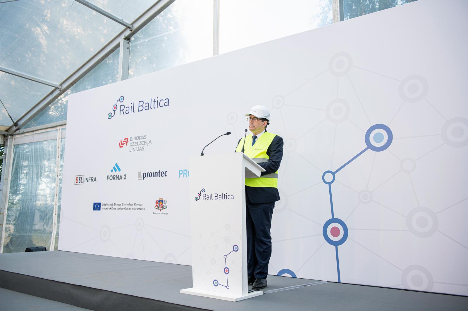 Rail Baltica Riga