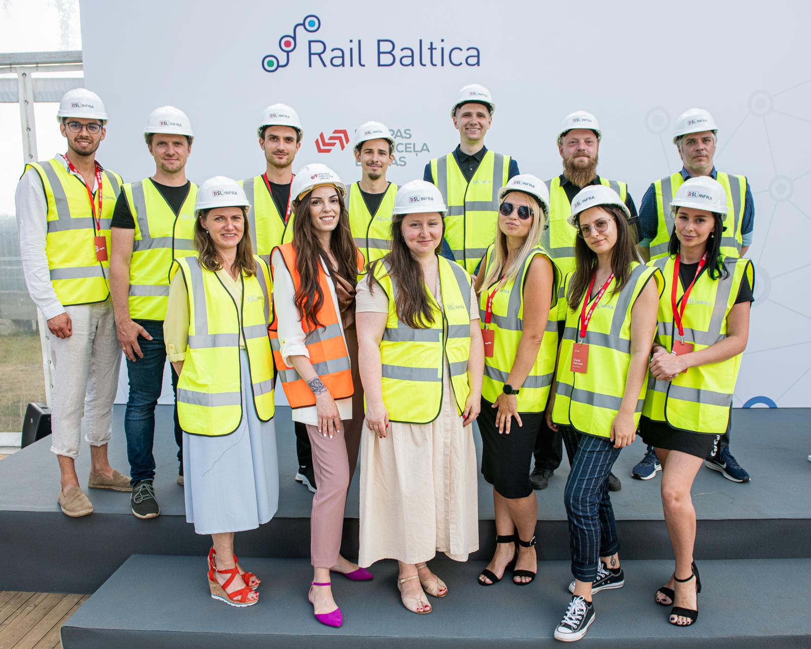 Rail Baltica lidosta